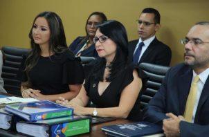 Milagros Ramos, quien será viceministra de Desarrollo Social fue ganadora del Concurso de Oratoria en 2005. Foto de Cortesía