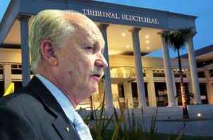 Mitchell Doens y Erasmo Pinilla aparecen en correos de los pinchazos telefónicos. Foto: Panamá América.