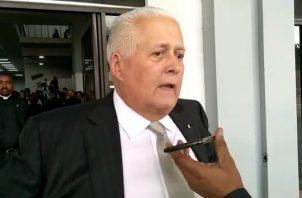 Ernesto Pérez Balladares fue presidente de Panamá del 1 de septiembre de 1994 al 1 de septiembre de 1999. Foto Luis Ávila