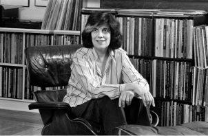 Vida y obra de Susan Sontag coincidieron con algunos sucesos importantes del siglo 20. La escritora en 1989. Foto/ Eddie Hausner/The New York Times.