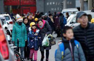 Las autoridades aseguran que el agresor de los menores fue detenido. FOTO/AP