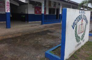 Las clases han sido suspendidas hoy en varios puntos de la provincia de Panamá Oeste.