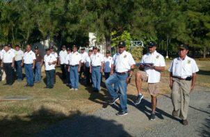 Egresados del  Instituto Militar General Tomás Herrera propusieron al nuevo gobierno reabrir la escuela militar. Foto: Archivo.