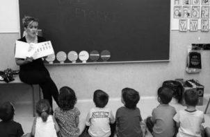 La educación es una de las actividades de alto relieve con las cuales podemos transformar a las personas. Foto: EFE.