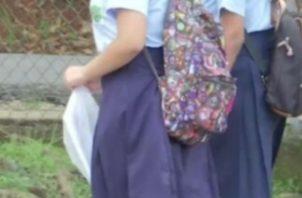 la Directora Regional de Educación en Chiriquí, Raquel Castillo, aseguró que todo docente que sea relacionado  con delitos contra menores, ya sea violación, pornografía o actos libidinosos, será separado del cargo. FOTO/ILUSTRATIVA