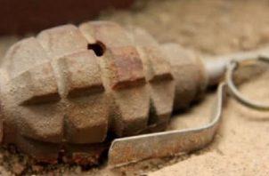 En la huida los atacantes también lanzaron un artefacto explosivo, sin provocar daños o heridos, informó el jefe policial. Foto/Ilustrativa