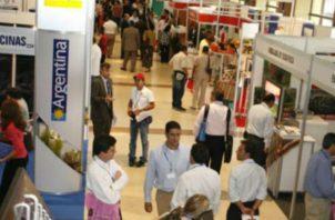 Más de 600 empresas confirmaron participación en Expocomer. Cortesía CCIAP