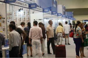 En el marco de Expocomer 2019 hay distintas actividades como: Segunda Rueda Nacional de Exportadores Panameños. Foto/Archivo