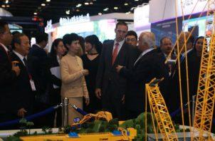 En la feria podrás conocer la tecnología de las más importantes empresas chinas en el mundo. Foto/Cortesía
