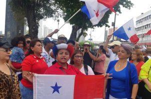Roces entre panameños y extranjeros por anteproyecto de ley sobre migración. Foto: redes sociales.