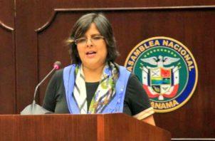 Eyda Varela de Chinchilla buscaría quedar como directora por los próximos cinco años.
