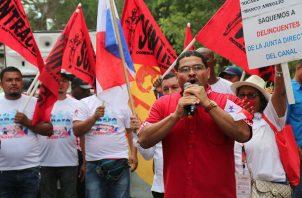 Tribunal Electoral oficializa desaparición del Frente Amplio por la Democracia. Foto: Panamá América.