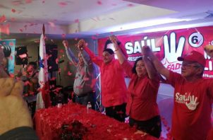 Por segunda vez, el FAD se presenta a las elecciones generales con candidatos. Archivo