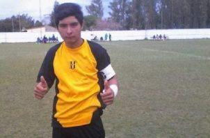 Ramón Ismael Coronel solo tenía 17 años.