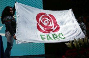 Este grupo guerrillero se transformó en el partido Fuerza Alternativa Revolucionaria del Común. Foto: Archivo/Ilustrativa.