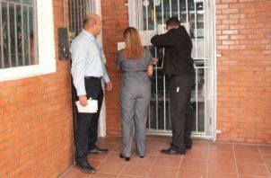Tras la inspección se ordenó su cierre. Foto: Thays Domínguez.
