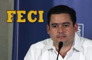 El vicepresidente José Gabriel Carrizo dio el anuncio.