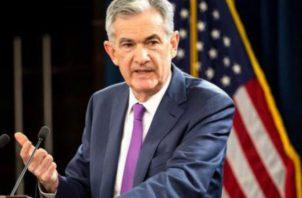 Las peores previsiones económicas de la FED contrastan con las del Gobierno estadounidense. Foto: EFE