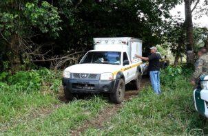 El homicidio (femicidio) se registró el 28 de noviembre de 2017 en la comunidad de Balsa en el corregimiento de Los Limones en el distrito de Barú en la provincia de Chiriquí.