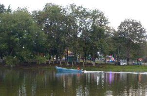 Lago de Ocú, una de las atracciones de la Feria. Foto: Thays Domínguez.