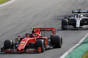 Ferrari no ganaba en Monza desde 2010.
