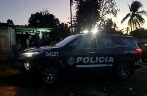 Aprehenden a dos sujetos vinculados al homicidio del candidato Fidel Álvarez. Foto: Policía Nacional.