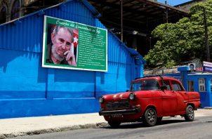 El desaparecido líder cubano, Fidel Castro, falleció en el 2016.