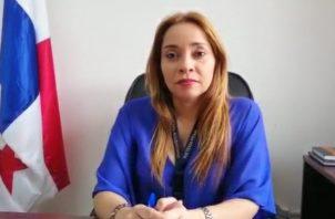 Fiscal de drogas en Chiriquí, Ninfa González, informó que para el 18 de junio se espera la audiencia de apelación presentada por la fiscalía de drogas. Foto/José Vásquez