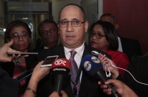 El fiscal Aurelio Vásquez manifestó que todavía puede solicitarle al tribunal que declare este caso causa compleja. Foto de archivo