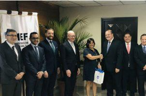 El FMI prevé que Panamá crecerá este 2019 5.5%. Foto/Cortesía