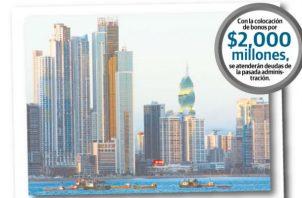 El FMI rebajó de 6% a 5% la estimación de crecimiento para Panamá este año.