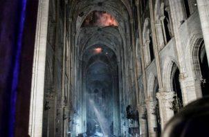 """El papa desea que la reconstrucción de Notre Dame """"sea una obra coral"""""""