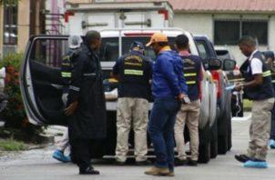 El asesinato del abogado Francisco Grajales ocurrió el 30 de septiembre en el sector de Las Acacias. Foto: Panamá América.
