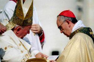 De Juan Pablo II a Francisco, dos visitas que marcan la historia. Foto: Archivo Epasa.