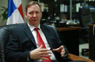 El exministro del MEF,Frank de Lima. Foto: Archivo