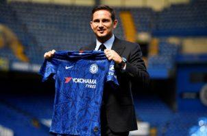 Frank Lampard regresa al Chelsea como técnico. Foto:AP