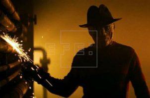 El asesino en serie es admirador de Freddy Krueger, el personaje ficticio de una película. Foto: EFE.