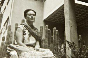 Frida Kahlo.  EFE