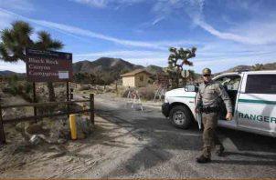 Unos 20 mil funcionarios fronterizos están afectados por el cierre de la administración. FOTO/EFE