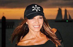 La actriz, conductora y modelo venezolana Catherine Fulop usa este chip.