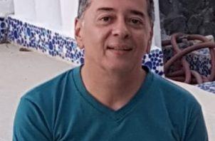 Ricardo Torres de 56 años laboraba en la Asamblea Nacional. Foto/Eric Montenegro