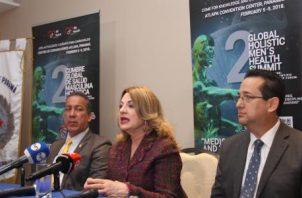 La Fundación Global de Salud Masculina, es la proponente de la iniciativa para crear el Instituto Nacional de Hombre.