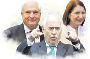 La ex primera dama Marta Linares de Martinelli solicitó a la Organización de Estados Americanos (OEA) su acompañamiento en la audiencia de impugnación seguida a Ricardo Martinelli.