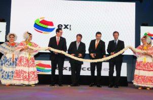En EXPOCOMER se han llevado a cabo transacciones por más de $131 millones, en los últimos tres años.