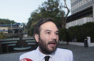 """Diputado Gabriel Silva: """"Aspiro a estar en la Comisión de Gobierno representando a los independientes"""". Foto de Víctor Arosemena"""