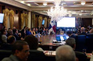 La modificación será presentada por el ministro de Economía y Finanazas, Héctor Alexander ante la Asamblea Nacional. Foto/Cortesía