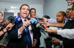 El PRD y los panameñistas arman complot para inhabilitar a Ricardo Martienelli, Sergio Gálvez. Foto: Panamá América.