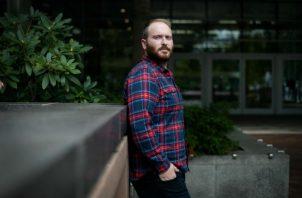 Steven Reilly dijo temer que estudio reciente sobre genética del comportamiento homosexual podría malinterpretarse. Foto/ Kayana Szymczak para The New York Times.