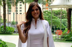 Génesis Arjona, quien es diputada en el circuito 8-9, se desmayó en el Hospital del Niño.