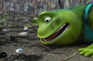 Una escena del cortometraje animado Geno. Foto: http://www.promofest.org/en/films